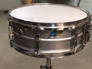 Ludwig 70's Acrolite Snare Drum in Great Shape!