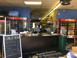 Take-out  - Pizza - Restaurant - Turn-key. 1312 Bedford Highway