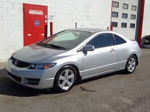 2009 Honda Civic LX Coupe ~ Auto ~ 69,000kms ~ Sunroof ~ $10,500