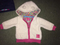 Joules 6-9 months jacket