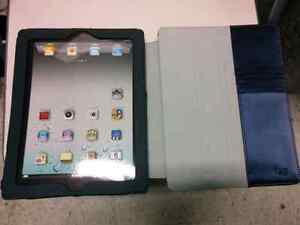 I skin aura, Deluxe Folio for I Pad2 with typing,standing,New