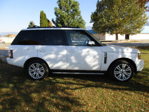 2012 Land Rover Range Rover HSE LUX SUV, Crossover AWD