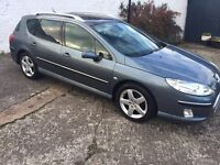 2005 Peugeot 407 2.0 hdi SW Executive