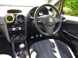 2012 Vauxhall CORSA 1.2 LIMITED EDITION Manual Hatchback