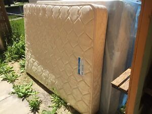 FREE CLEAN MATTRESS and LOWER FRAME