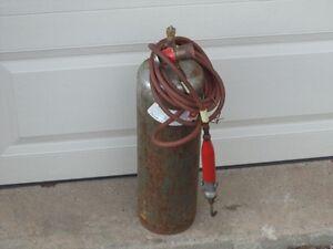 Plumbers Turbo Torch Set