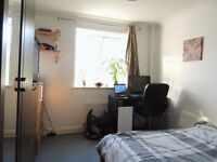 Large Double Room overlooking Bristol to Bath bike path