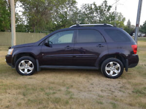 2006 Pontiac Torrent, excellent condition