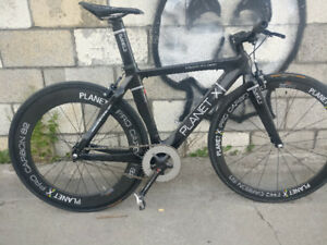 Full Carbon TT race bike 50cm M - MUST GO PRICE DROP
