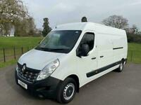 2016 Renault Master dCi 35 Business Panel Van Diesel Manual