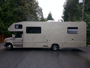 Rent C Class RV on the Island
