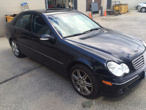 Mercedes Benz C280 C Class For Sale Canada