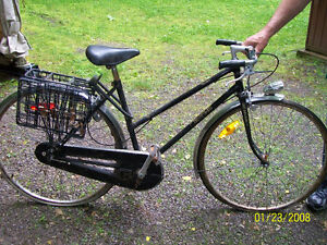 Peugeot model vx45 classique ladies bike