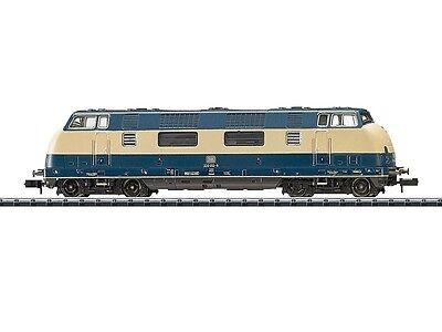Minitrix T16222 Diesellok BR 220 DB Ep. IV Spur N DCC Neu online kaufen