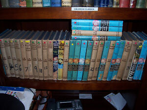 THE HARDY BOYS BOOKS (HARD COVERED)
