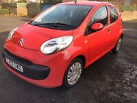 CITROEN C1 1.0 (57) 63000 MILES, 1 YEAR MOT, £20 ROAD TAX AYGO 107 CORSA 207