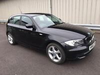 2010 60 BMW 1 SERIES 2.0 118D 141BHP SPORT 5 DOOR HATCHBACK DIESEL