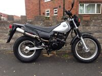 Yamaha tw trailway 125 - 12 months mot - delivery available - rv 125cc trail bike xr cbt learner