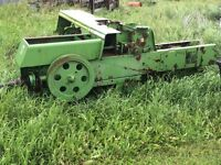 Wanted- small square baler Calgary Alberta Preview