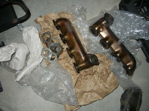 Mercedes C55 Headers and Cats