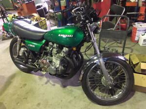 Wanted Japanese motorcycles