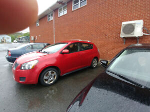 2009 Pontiac Vibe for sale in good condition.