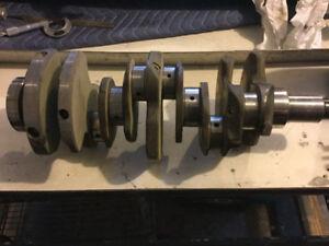 03 04 05 350Z Infiniti FX35 AWD VQ35DE Crankshaft Crank Shaft OE