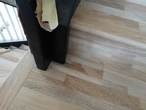 Hardwood from 1.50sqf  and laminate 1.20sqf installation Edmonton Edmonton Area image 10