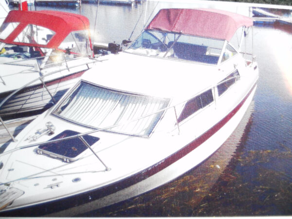 Used 1988 Chris-Craft Merc Cruiser Outdrive 350cu.in V8 260hp