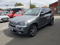2008 58 BMW X5 3.0SD M SPORT AUTO DIESEL ONLY 114,000 MILES