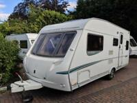 Abbey GTS Vogue ***5 berth end bed*** 2006
