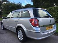 Vauxhall/Opel Astra 1.8i 16v auto 2005.5MY Club