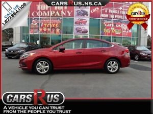 2017 Chevrolet Cruze LT FINANCE AND GET FREE WINTER TIRES!