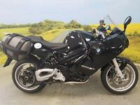 BMW F800 ST 2012** ABS, Heated Grips, Panniers, Belt Drive