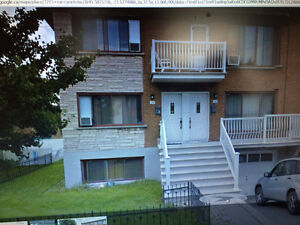 Appartment House for Rent st.leonard garage and yard