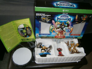 Xbox360 Skylanders Imaginators and Skylanders Trap Team