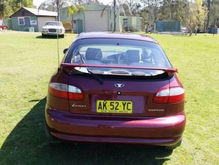 2000 Daewoo Lanos Hatchback Maraylya The Hills District Preview