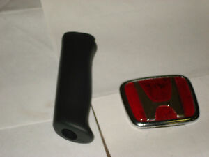 Honda Civic emergency brake handle