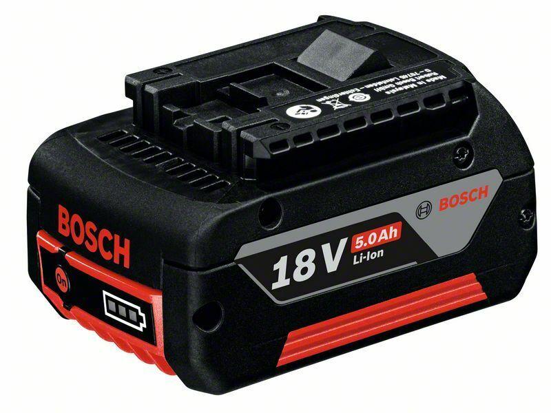 Bosch Akkupack GBA 18V 5.0Ah 1 600 A00 2U5