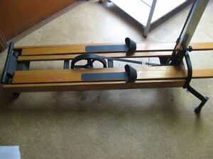 Nordic Track Classic Skier w/monitor Great Shape