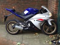 R125 YZR For sale ... Quick Sale 62 plate