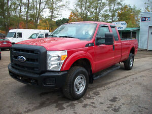 SOLD 2011 FORD F350 4x4 XTRA CAB 6.7 TURBO DIESEL SOLD