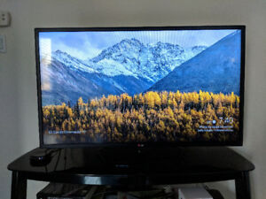 TV - LG 42in 1080p LED with Smart TV