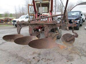 International Trip Beam Plough