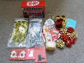 Christmas Wrapping Accessories