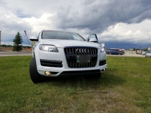 Audi Q7 for sale with free winter tire