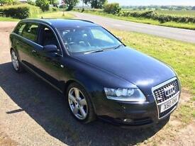 2007 Audi A6 Avant 2.0 TDI S Line Estate 5dr Diesel Automatic (CVT) (178