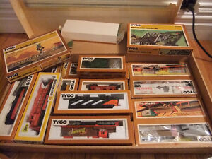 vintage collection HO electric train sets and layout Cambridge Kitchener Area image 8