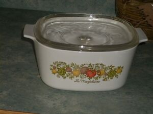 dish with lid