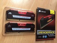 2x8gb ddr3 corsair 1866 memory ram